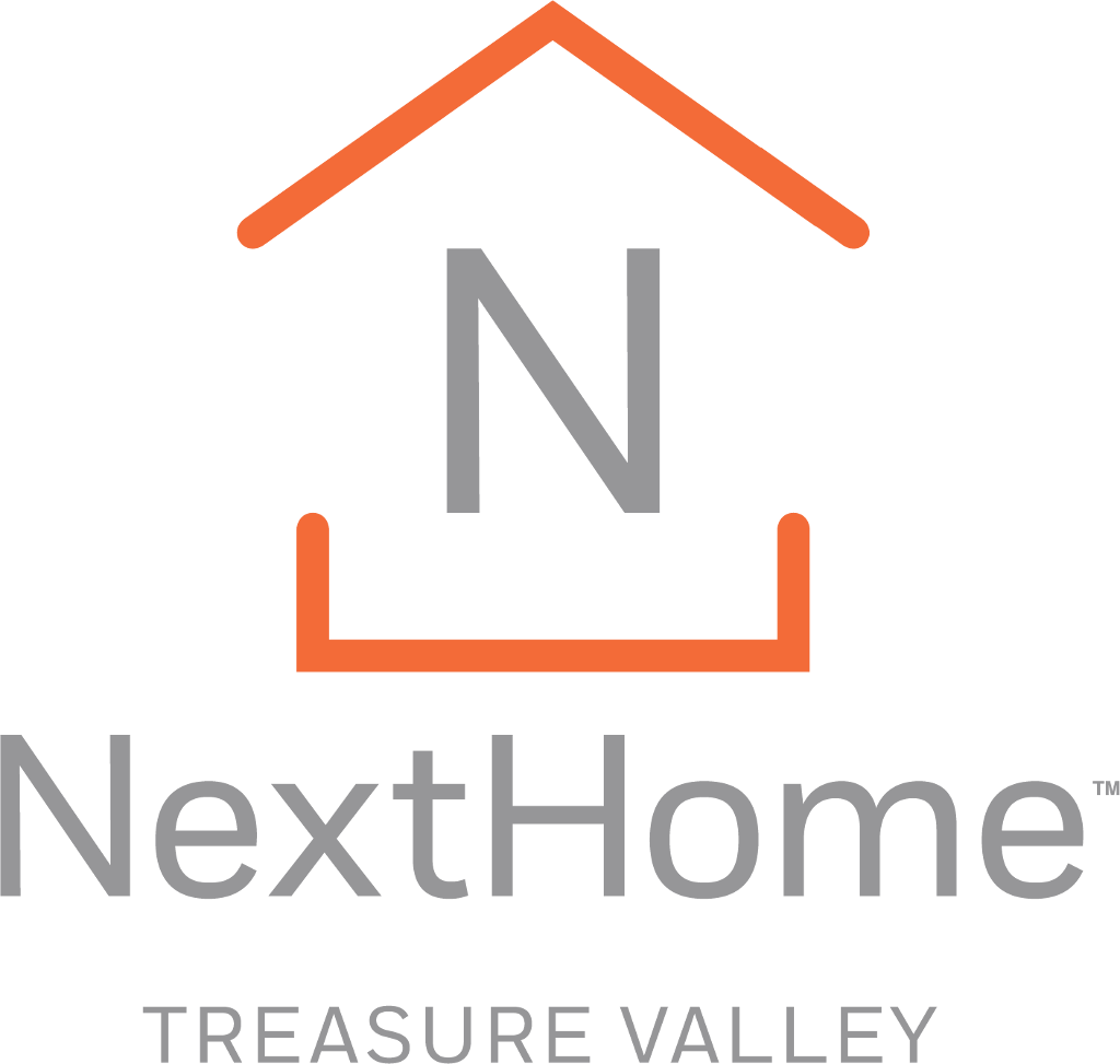 NextHome Treasure Valley - Vertical Logo